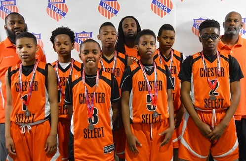Middle Atlantic District AAU Boys Basketball